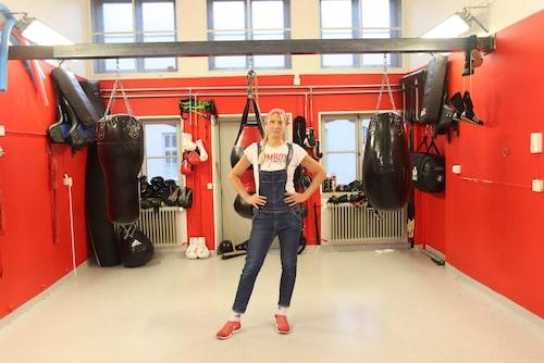 Passa på att träna med Åsa Sandell i Kvarteret Bryggeriet.