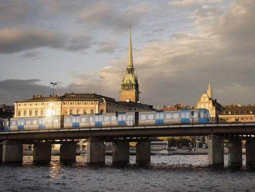 BBC hyllar tunnelbanan i Stockholm