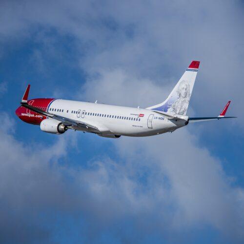 Norwegian har en av världens yngsta flygplansflottor.