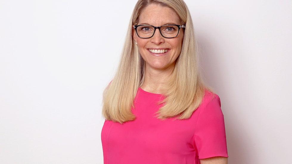 Sofia Antonsson, dietist och kostrådgivare.