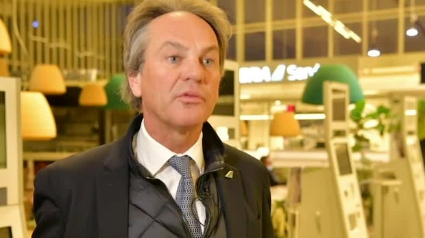 BRA redo att taxa ut från Bromma flygplats