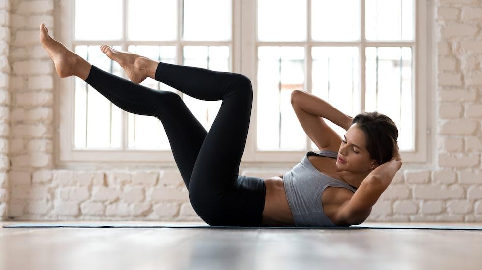Med en stark core blir nämligen alla annan träning mycket lättare.