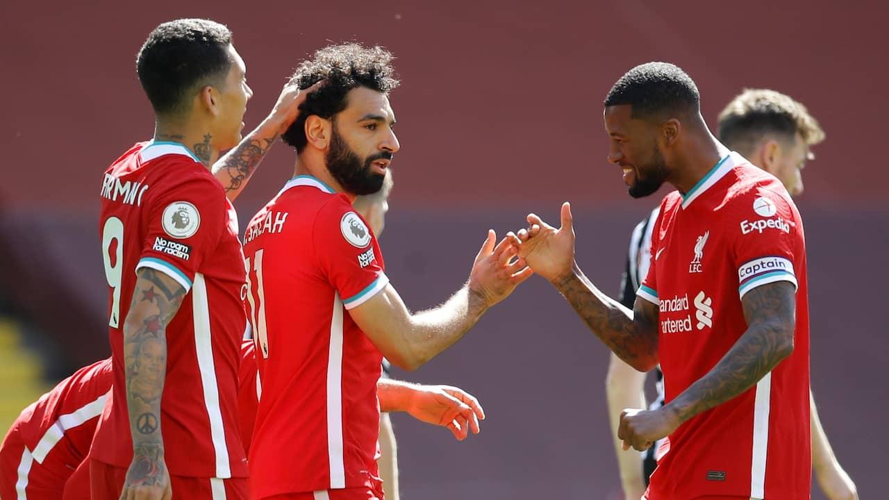 Liverpool kan vinna med flera mål i kväll
