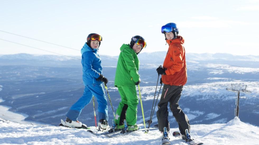Skidorten Åre har sju gånger fler restauranger per invånare än landet som helhet – och kniper platsen som Sveriges roligaste kommun.