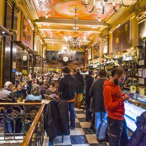 Lissabons mest avbildade kafé.