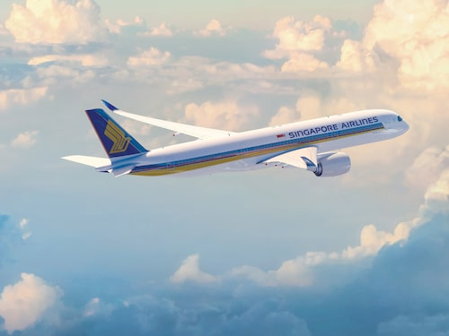 Sträckan Singapore–New York tar 18 timmar och 45 minuter att flyga.