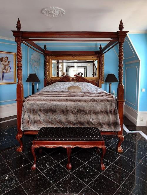 Köparen av Örnberget får med sig alla möbler.