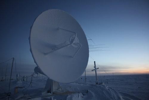 Vostok – stationen för dem som pallar att ta det kallt.