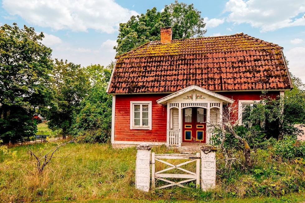 1800-talshuset kan vara bland det gulligaste vi har sett – utifrån...