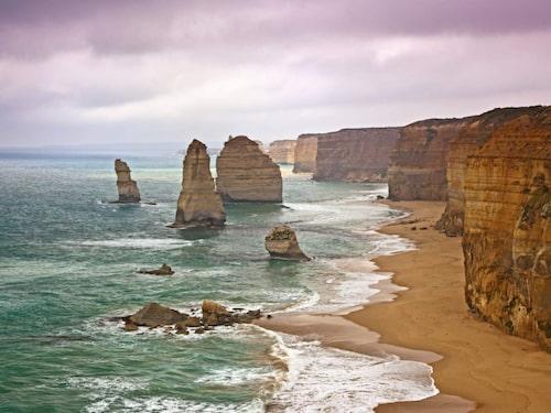 De tolv apostlarna, Australien