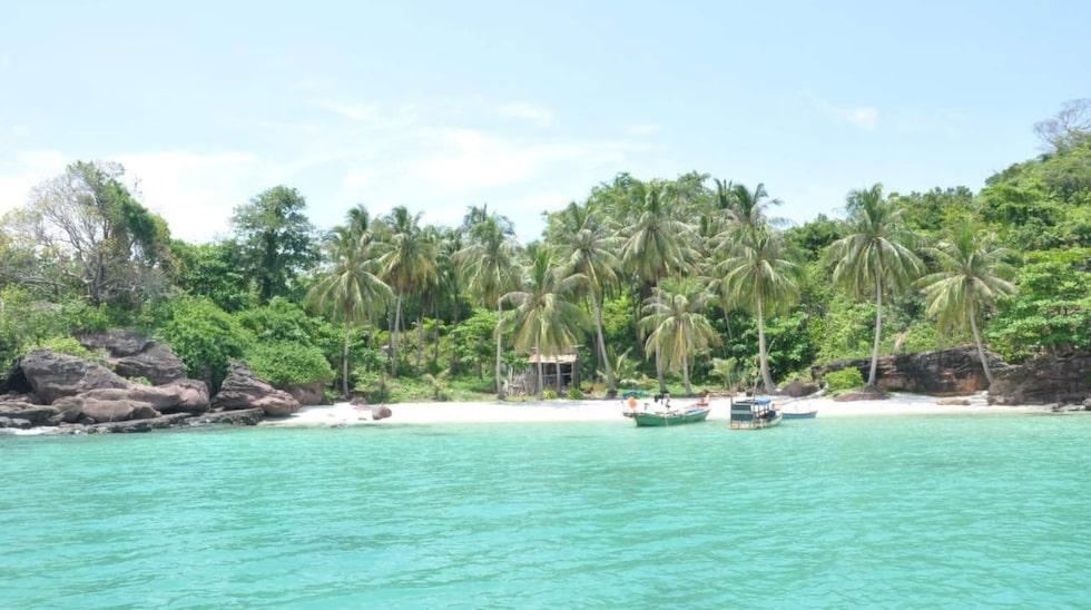 Phu Quoc i Vietnam är en tropisk idyll.