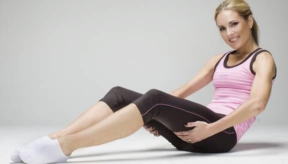 Sångerskan Hannah Holgersson är pilatesfrälst. Hon gillar träningsformen eftersom den stärker både musklerna och psyket.