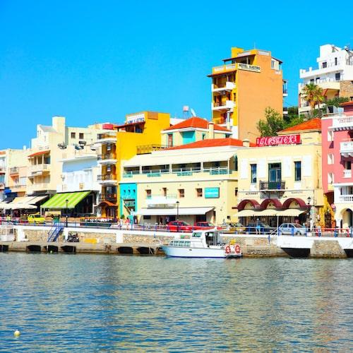 Trivsamma Agios Nikolaos.