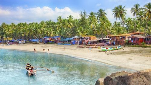 Goa i Indien.