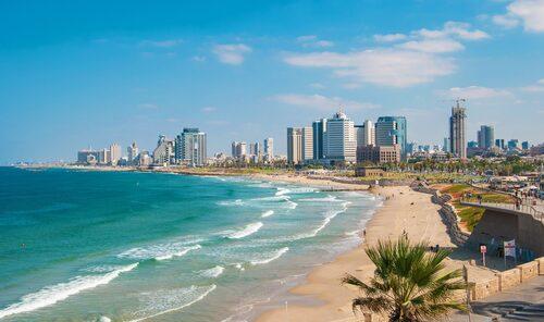 Eklektiska Tel Avivi, här har Vattumannen något att fundera på.