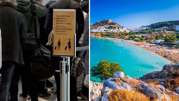 Länder vill införa vaccinpass – för att få igång turismen