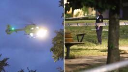 Person skjuten i Rinkeby – allvarligt skadad