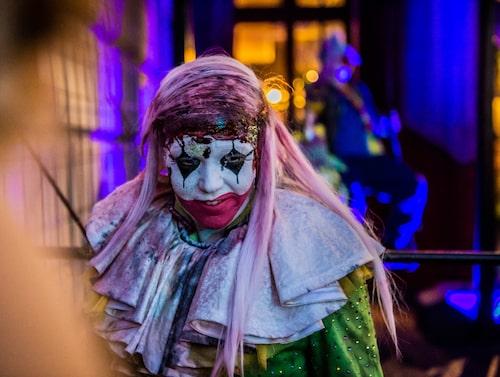 Cirkus Bisarr är ett av skräckområdena på Liseberg.