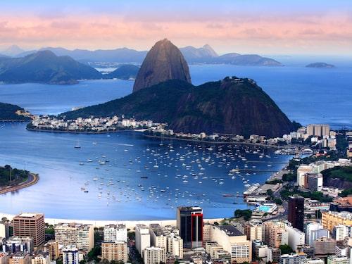 Förutom översvämning riskerar folket i Rio de Janeiro att drabbas av vattenbrist, smittspridning och jordskred om klimatet blir varmare.