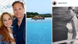 Perrellis lyxsemester i Marbella – fina gesten till maken