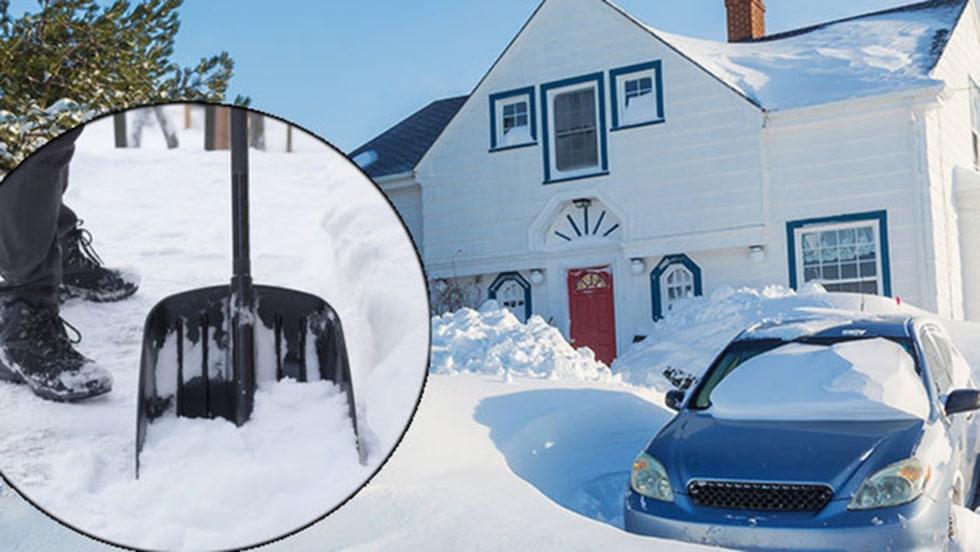 Så undviker du missarna kring huset som vi ofta gör när vintern drar in.