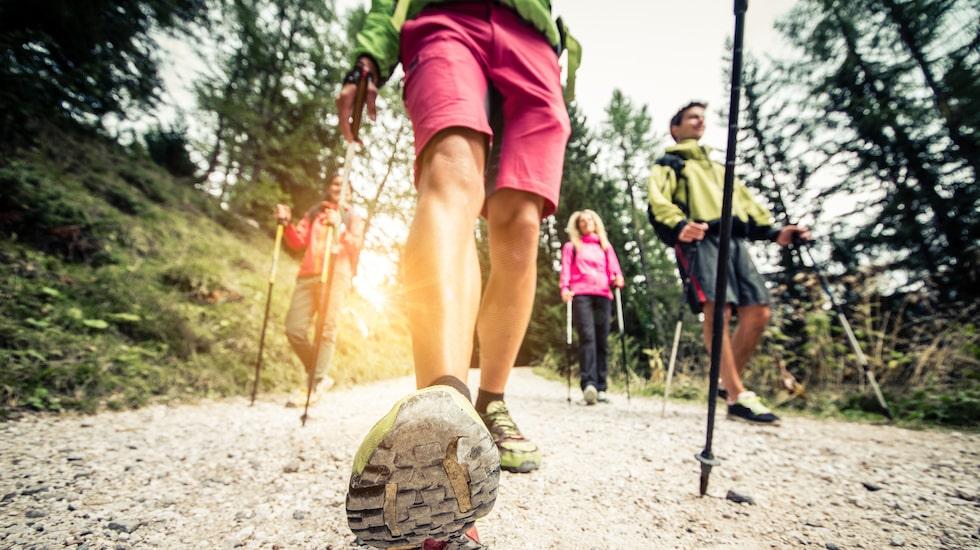 Kom i gång med vårt promenadprogram för 4 veckor.