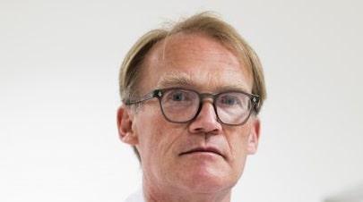 """Det saknas marginaler. """"Man har sparat, sparat och sparat. Det finns ingen luft i systemet längre"""", säger Johan Styrud, ordförande för Stockholms läkarförening."""