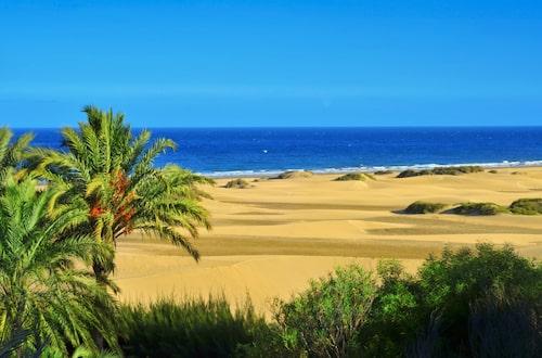 Än finns resor till Gran Canaria på sportlovet.