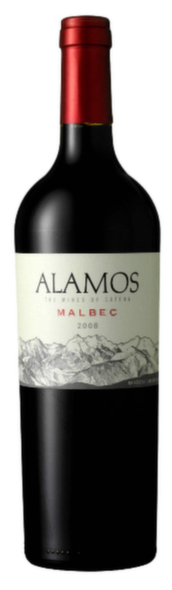 RöttAlamos Malbec 2014 (6670) Argentina, 95 krSmakrikt och stadigt med generös fruktighet, toner av björnbär, kaffe och violer. Gott till grillade kalvkotletter med fetaostkräm.