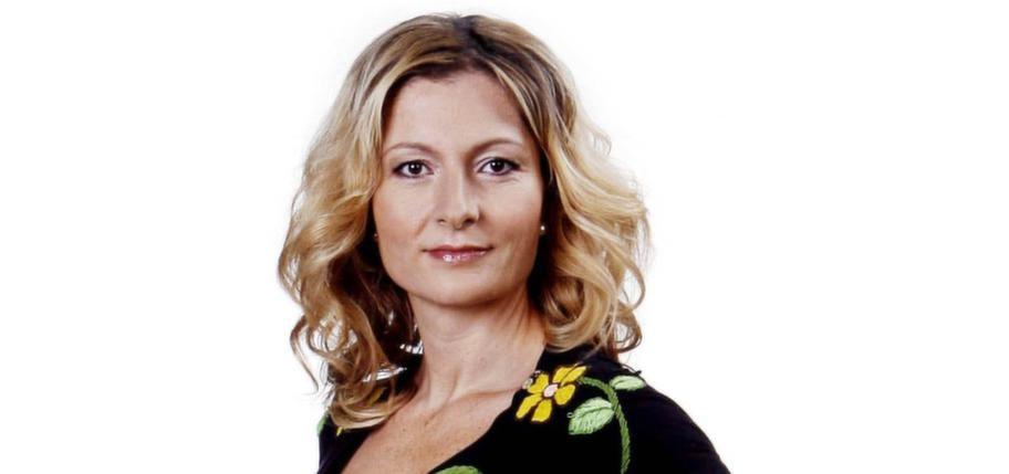 Katerina Janouch.