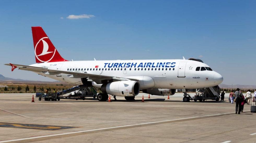 <p>Turkish Airlines är enda europeiska flygbolaget topp 10.</p>