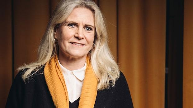 Camilla Kvartofts livsändring för hälsan