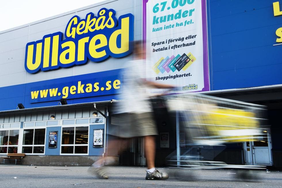 """Om man ska shoppa loss på varuhuset Gekås i Ullared underlättar det om man kan de hemliga tricksen. Hör Therese Wickman från """"Ensam mamma söker"""" berätta om dem."""