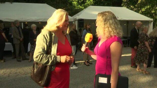 """Camilla Kvartoft om GW: """"En fin man"""""""