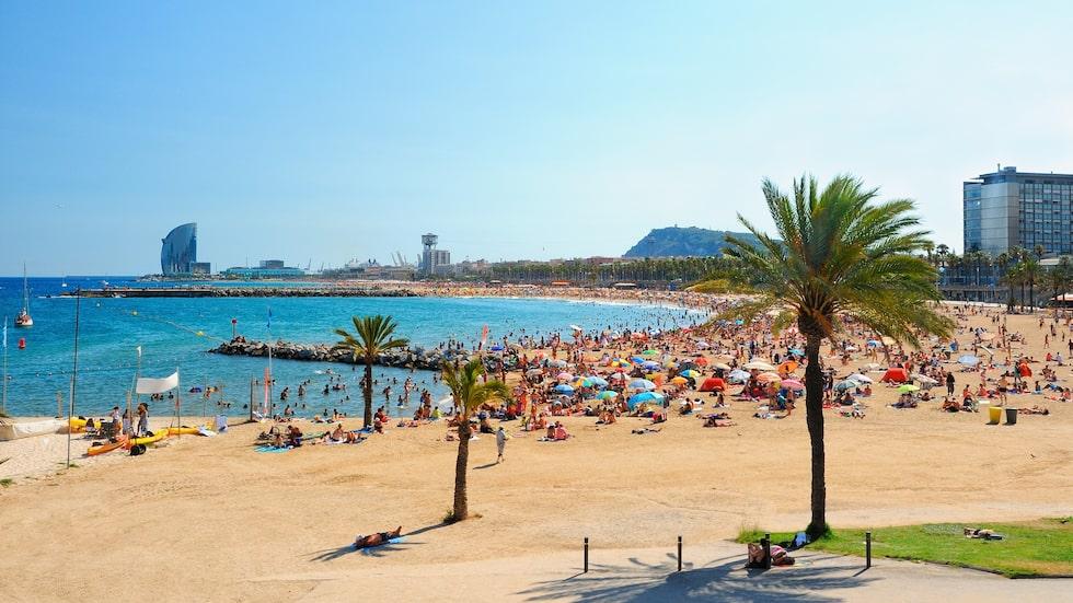 Barcelona, en underbar weekendstad med extra allt!