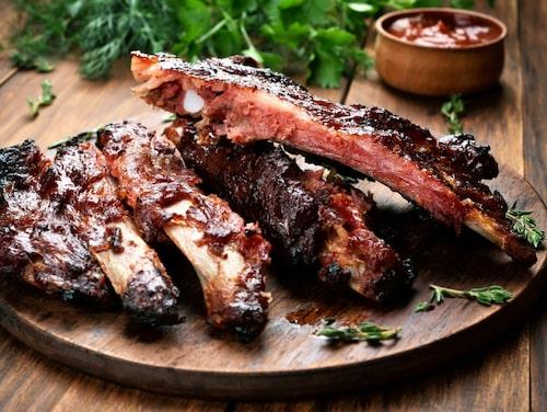 Revbensspjäll, oxfilé, kotletter... rött kött kommer i många former.