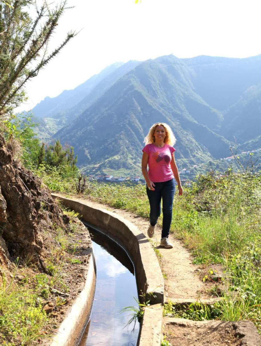 En av levadorna på Madeira.