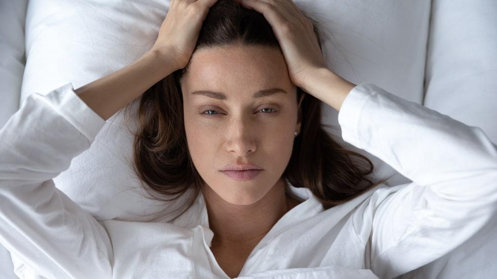 Svårt somna? Ligg inte kvar i sängen.