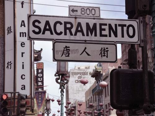 I San Francisco finns massor att se