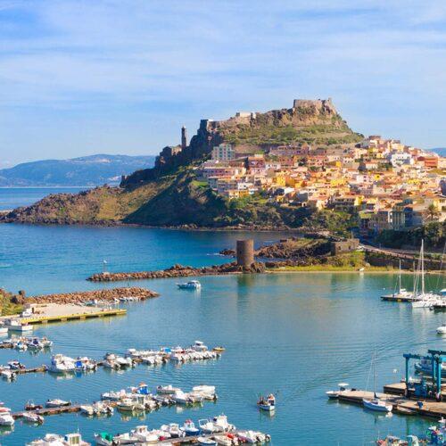 Sicilianarna är stolta över sitt Sicilien.