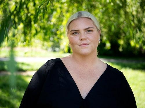 """Johanna Nordström syns nu i """"Bäst i test"""" på fredagar."""