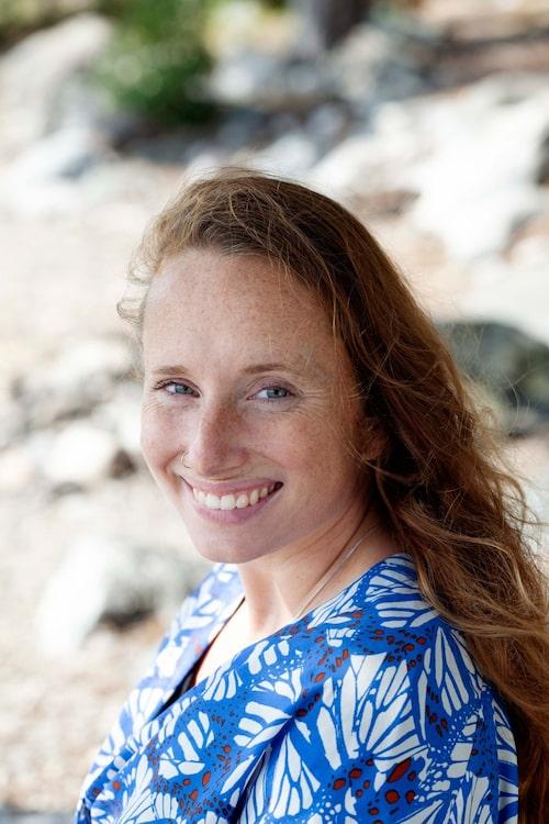 Hanna Olvenmark är dietist och grundare av receptsajten Portionen under tian.