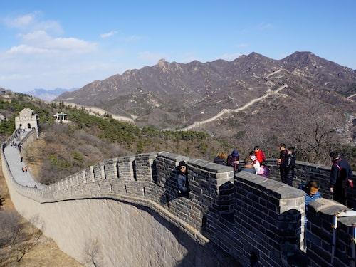 Kina är lite knepigare att resa runt i än många andra länder, enligt Carl.