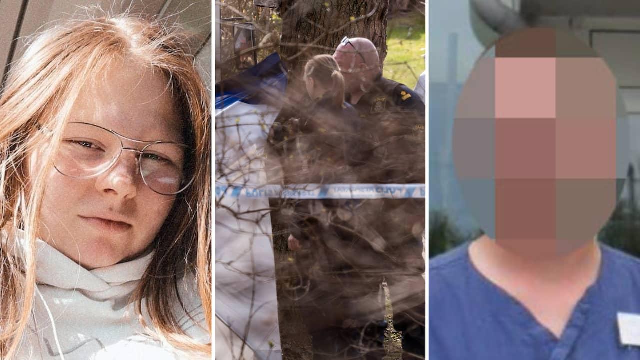 26-åringens dubbelspel efter mordet på Elin, 18