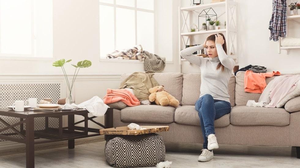 Ett städat hem är ett lyckligt hem?