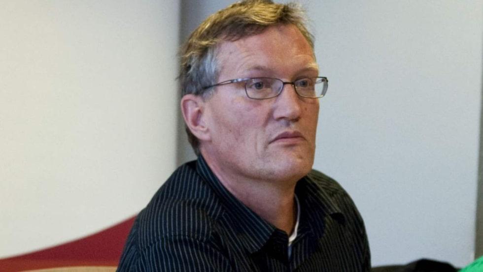 Anders Tegnell, enhetschef på Folkhälsomyndigheten, varnar för den multiresistenta bakterien ESBLcarba.