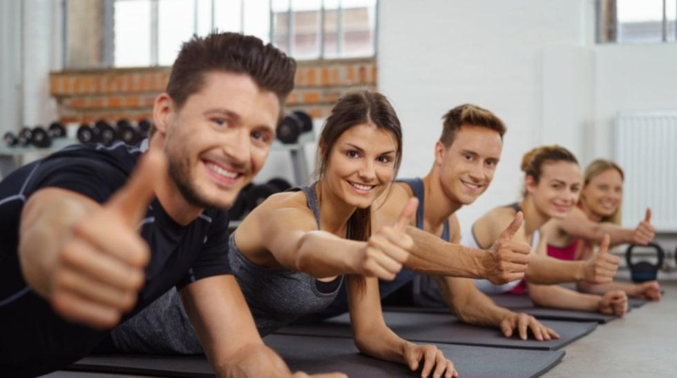 Att träna i grupp är exempelvis inte en favorit.