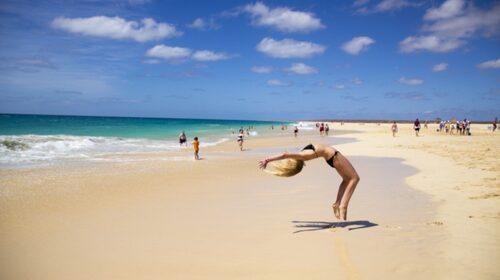 Boavista på Kap Verde.
