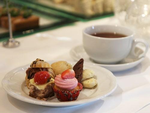 Långholmens värdshus serverar ett te uppkallat efter konstnären Isaac Grünewald