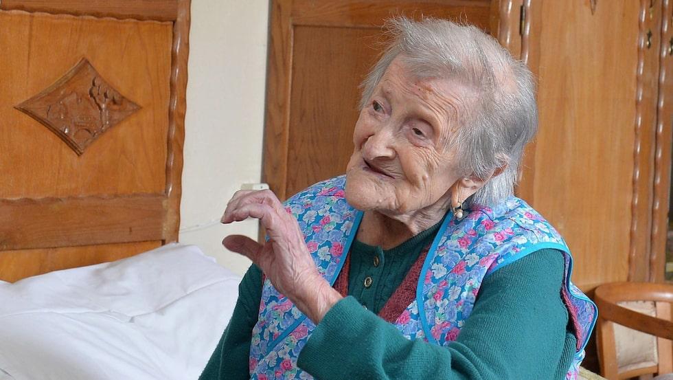 HIPP HIPP HURRA! I dag fyller världens äldsta människa, Emma Morano, år.